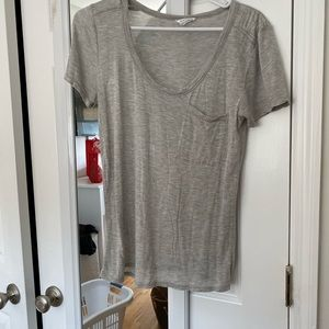 Club Monaco Grey T Small